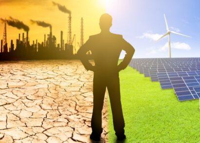 Solar Climate Change
