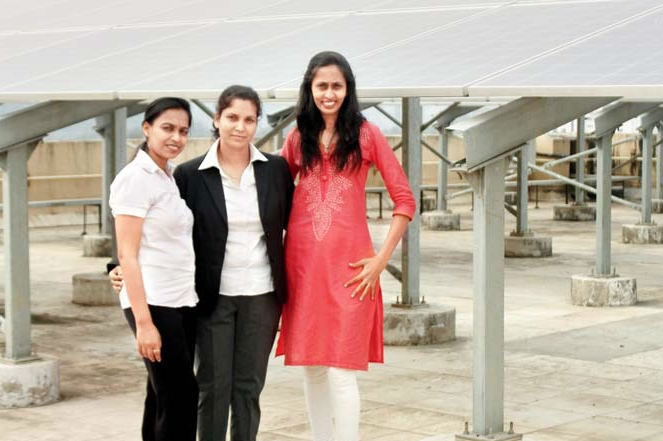 How 3 Women Are Changing The World With Solar Energy