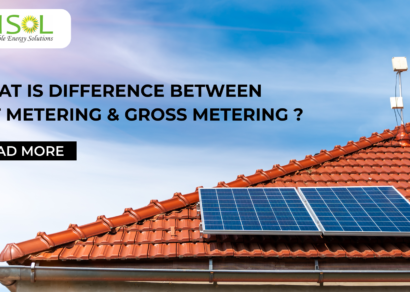Basic Difference Between Net Metering vs Gross Metering - Visol India - Solar Panel Installation Company